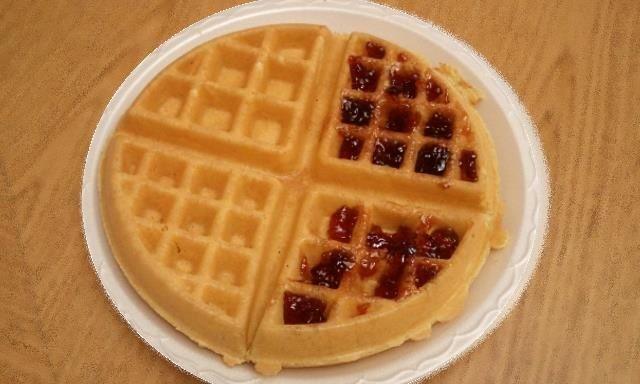 waffle- breakfast