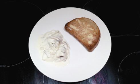 herring in sour cream