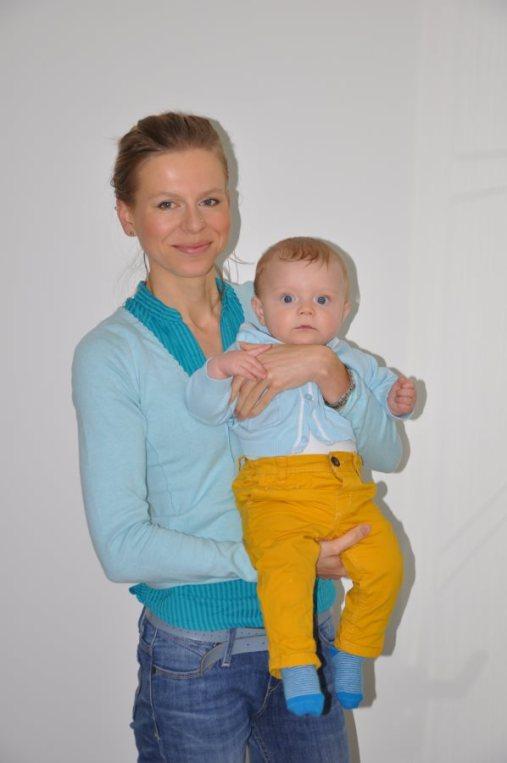 04-09-2014-Anna with Leon